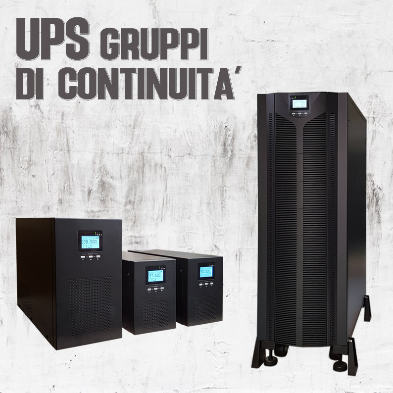UPS Gruppi di continuità